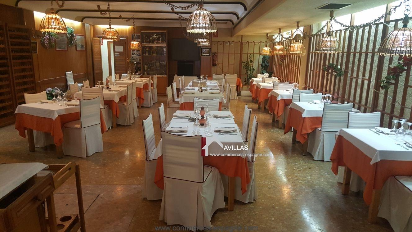 Valencia, Restaurant, bar tapas, pizzeria