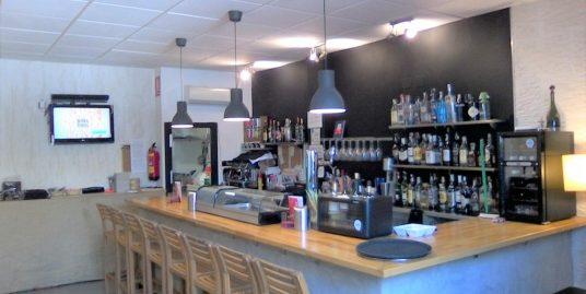Alicante, Bar Tapas Restaurant, terrasse plage San Juan