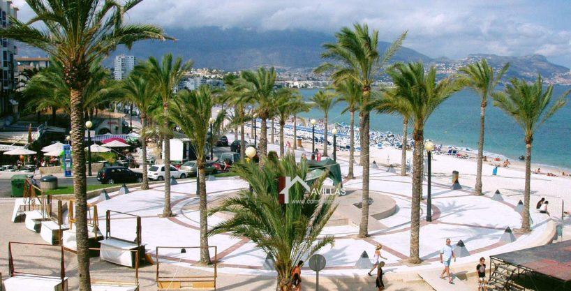 Alicante, Bar restaurant, plage à 50 m