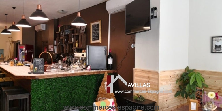 bar restaurant a vendre alicante