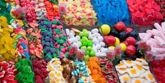 Lloret de Mar, Boutique de bonbons et glaces