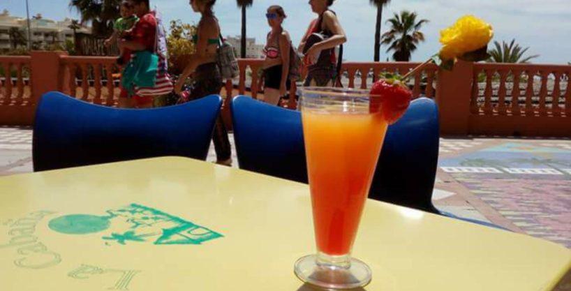 Malaga, Bar Restaurant, Costa del Sol