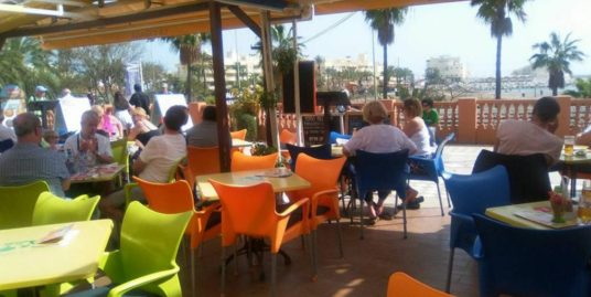 Benalmadena, Bar Restaurant Costa del Sol