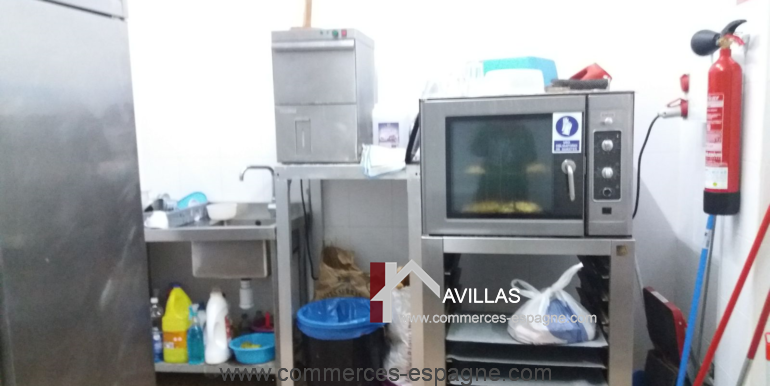 boulangerie a vendre-fonds de commerce-espagne-7COM15005COCINA1
