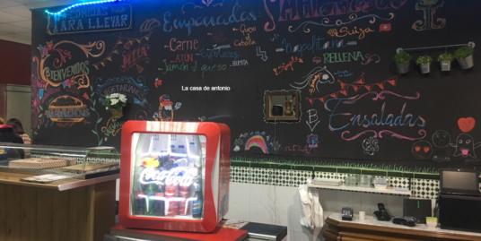 Torrevieja, pizzas, hamburger, plats à emporter, Costa Blanca