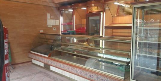 Alicante, Boulangerie Pâtisserie, Costa Blanca
