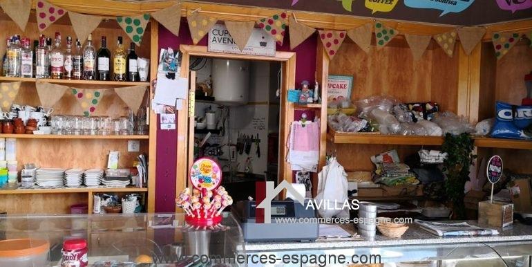 commerces-espagne-el-campello-com35034-cafétéria-exposition