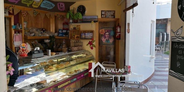 commerces-espagne-el-campello-com35034-cafétéria-local