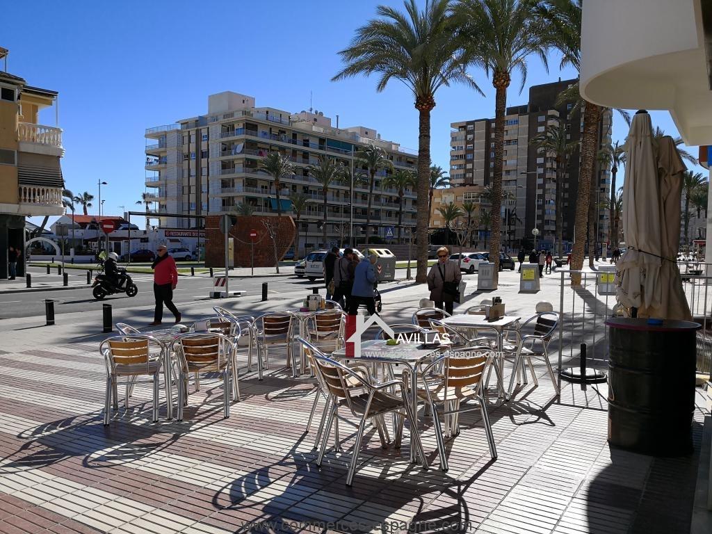 El Campello, Boulangerie, Point Chaud, Cafétéria