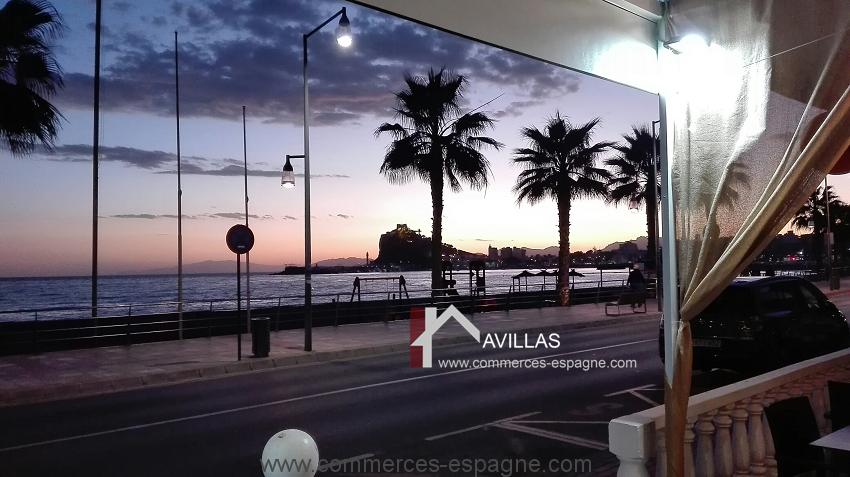 Murcia Bar Restaurante frente al mar, Costa Cálida