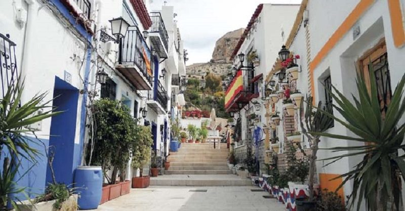 Alicante, Bar Tapas, Snack, Costa Blanca