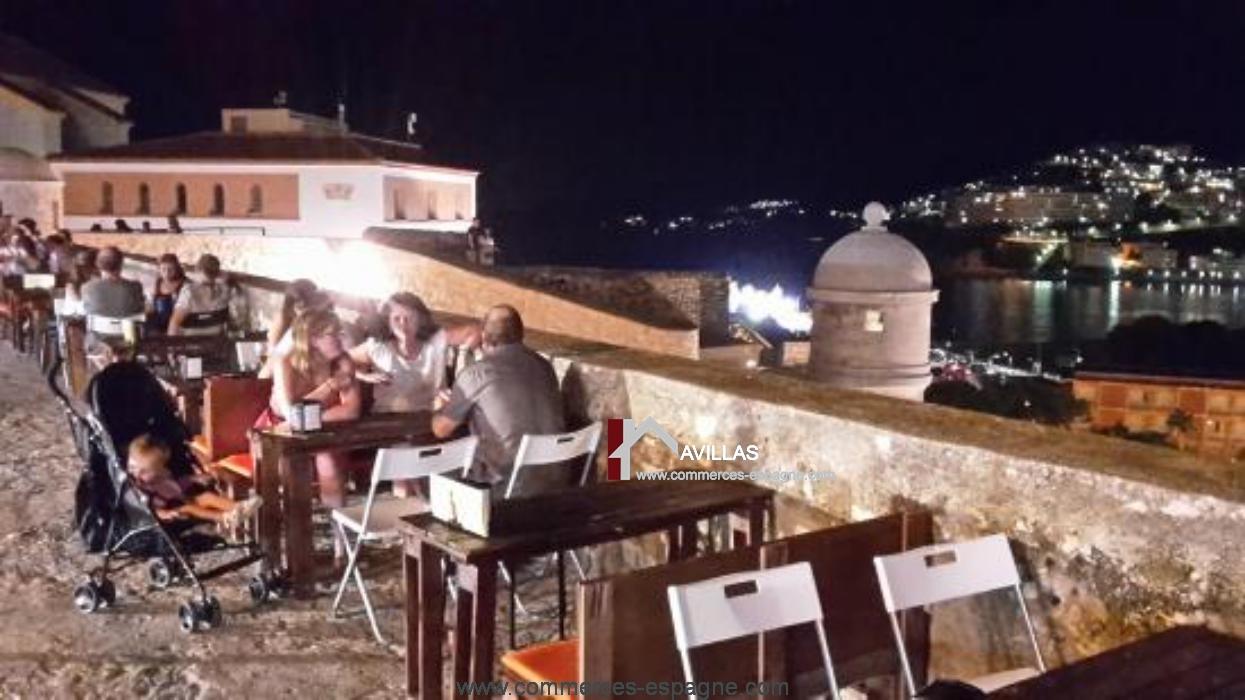 Péniscola, Bar Restaurant
