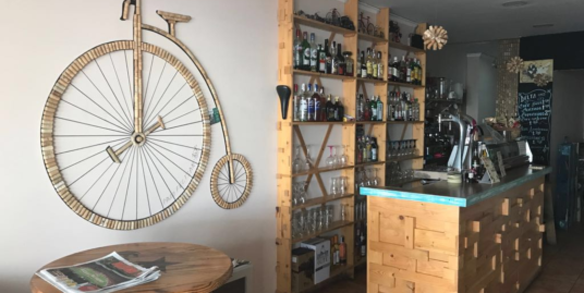 Benidorm, Bar Tapas, Terrasse, Costa blanca