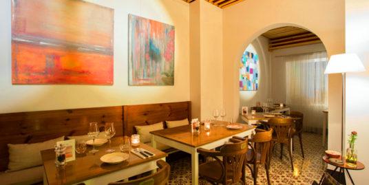 Alicante, restaurant, centre historique