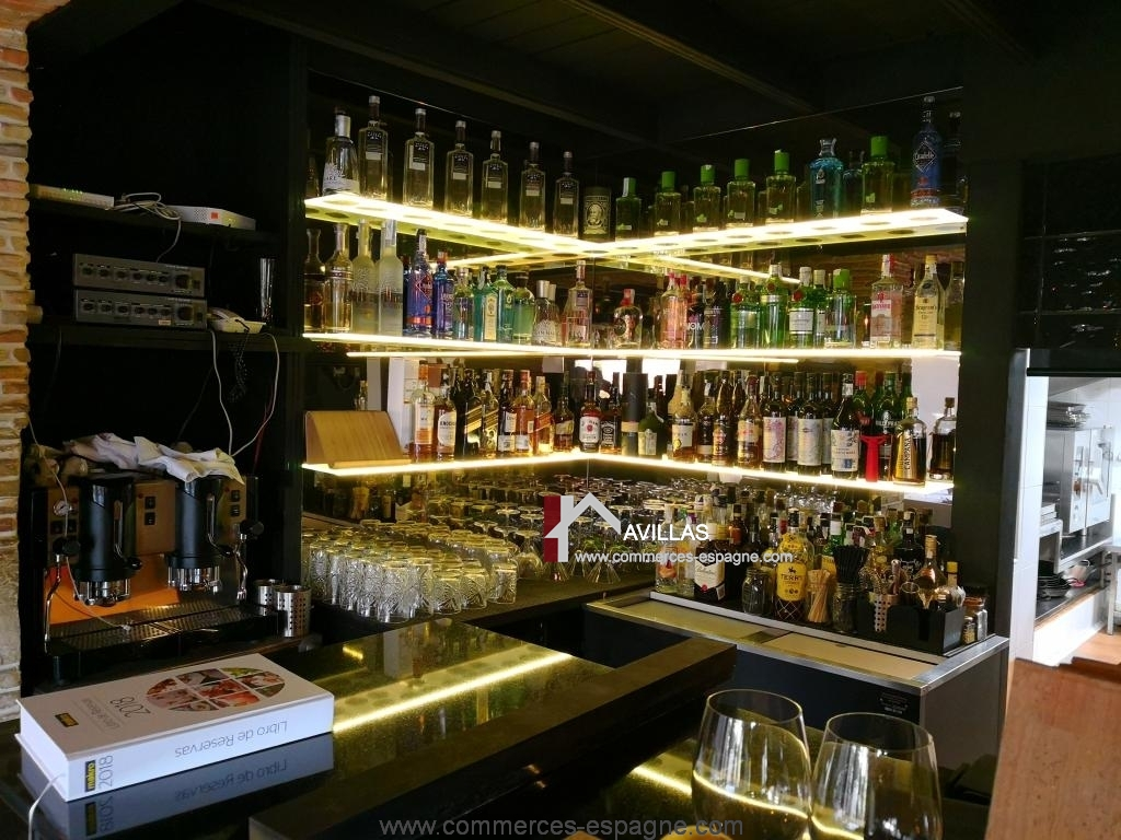 Alicante, bar restaurant, playa san juan