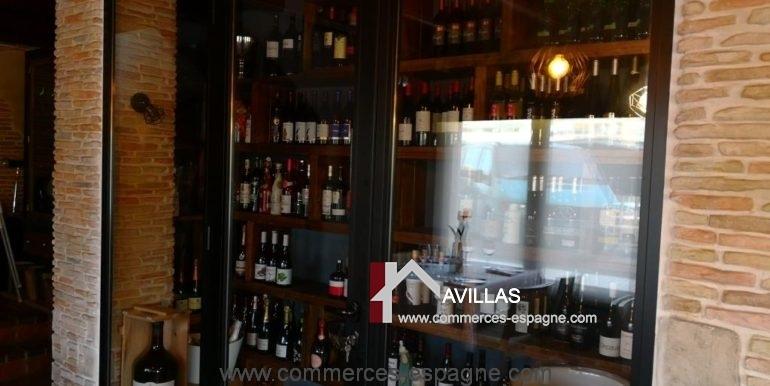 commerces-espagne-alicante-com35039-restaurant-cave-à-vins