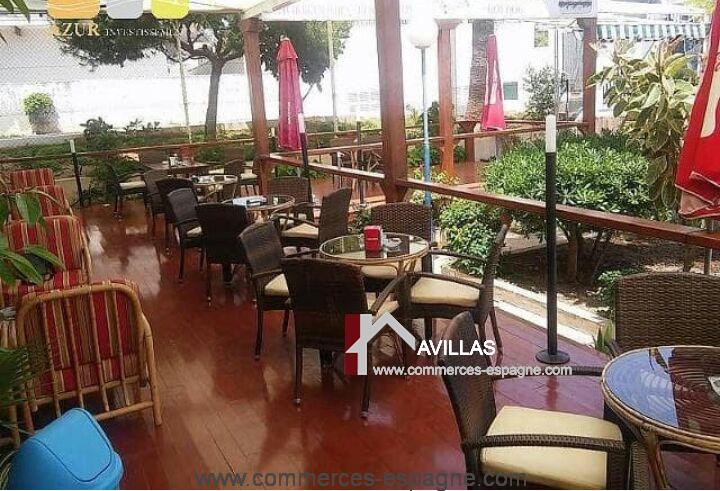 Altea, Bar Tapas Cafeteria, Costa Blanca