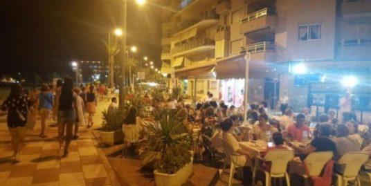 Santa Pola, Restaurant, face mer, Costa Blanca