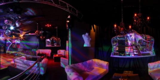 Rosas, discothèque, Costa Brava