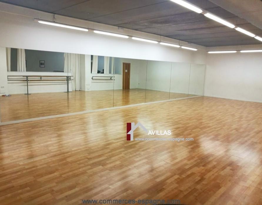Sant Feliu De Guixols, école de danse, Costa Brava