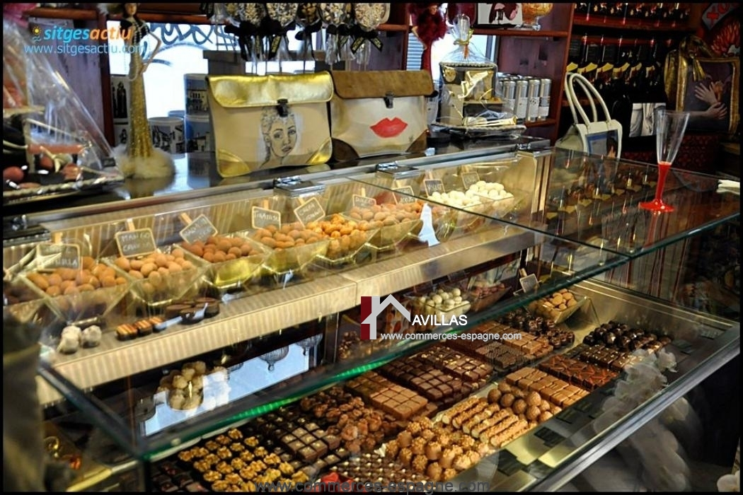 Costa Dorada, Boutique de Chocolat