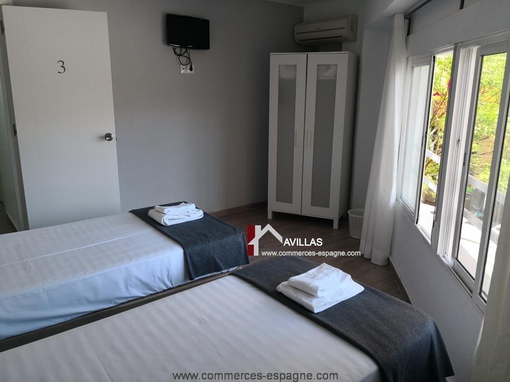 Alicante h tel costa blanca fonds de commerce espagne for Recherche chambre hotel