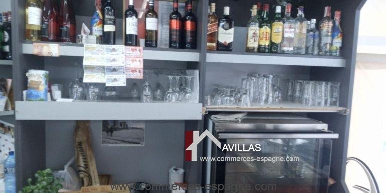 commerces-espagne-com35042-el-campello-cafeteria-equipement