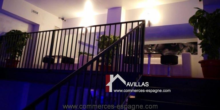 commerces-espagne-com35044-alicante-bar-pub-mezzanine