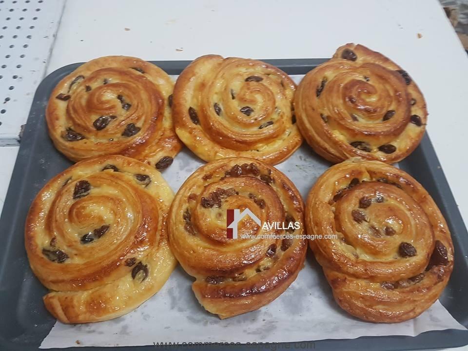 Salou, Boulangerie, salon de thé, Costa Dorada