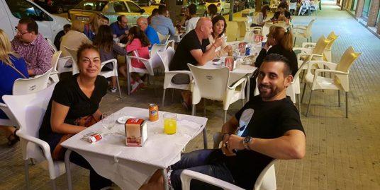 Valencia Tapas Bar, Cafeteria