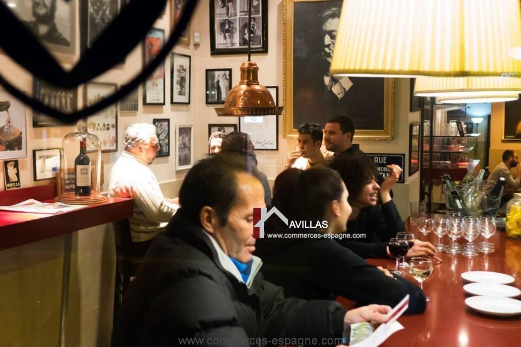 Barcelone bar restaurant fonds de commerce espagne for Achat maison costa brava