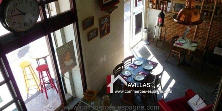 restaurant-français-barcelone-com17066-vue-etage
