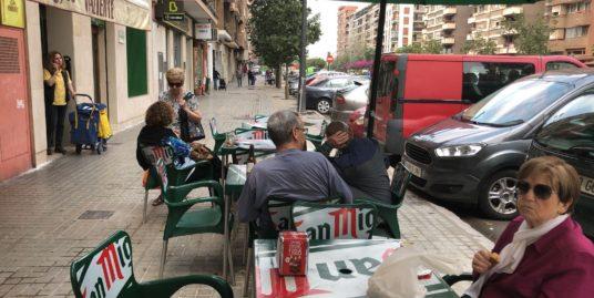 Valencia, Bar Tapas Cafeteria