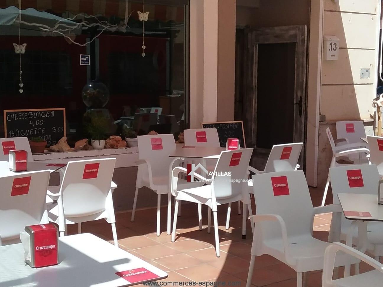 Torrevieja, Bar Tapas, Cafeteria, Costa blanca