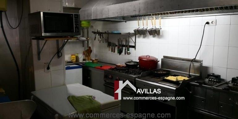 commerces-espagne-com35046-el campello-pizzeria-cuisine
