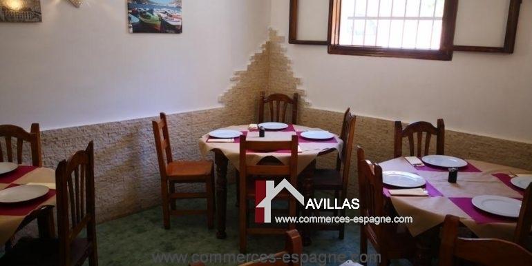 commerces-espagne-com35046-el campello-pizzeria-salle