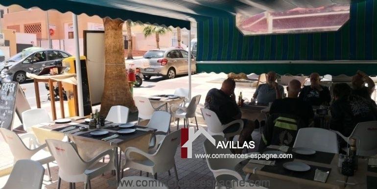 commerces-espagne-com35046-el campello-pizzeria-terrasse 2