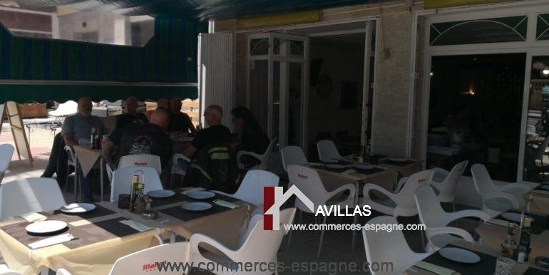 commerces-espagne-com35046-el campello-pizzeria-terrasse5