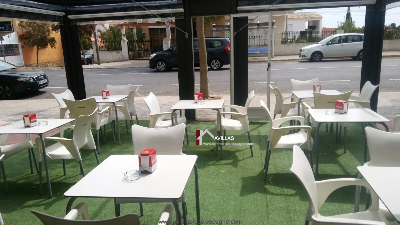 Altéa, Bar Cafeteria, Costa Blanca