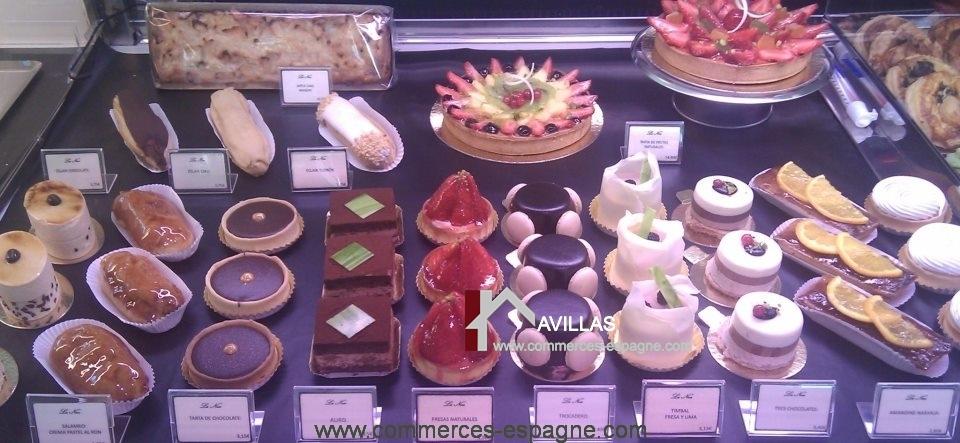 Valencia, Boulangerie, Pâtisserie, Cafétéria