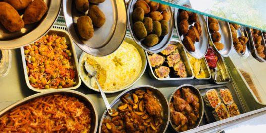 Valencia, Traiteur, plats à emporter