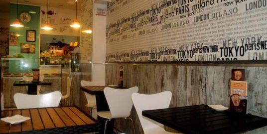 Valencia, Boulangerie, Cafeteria