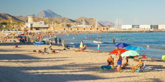 El Campello, Tapas Bar, face mer
