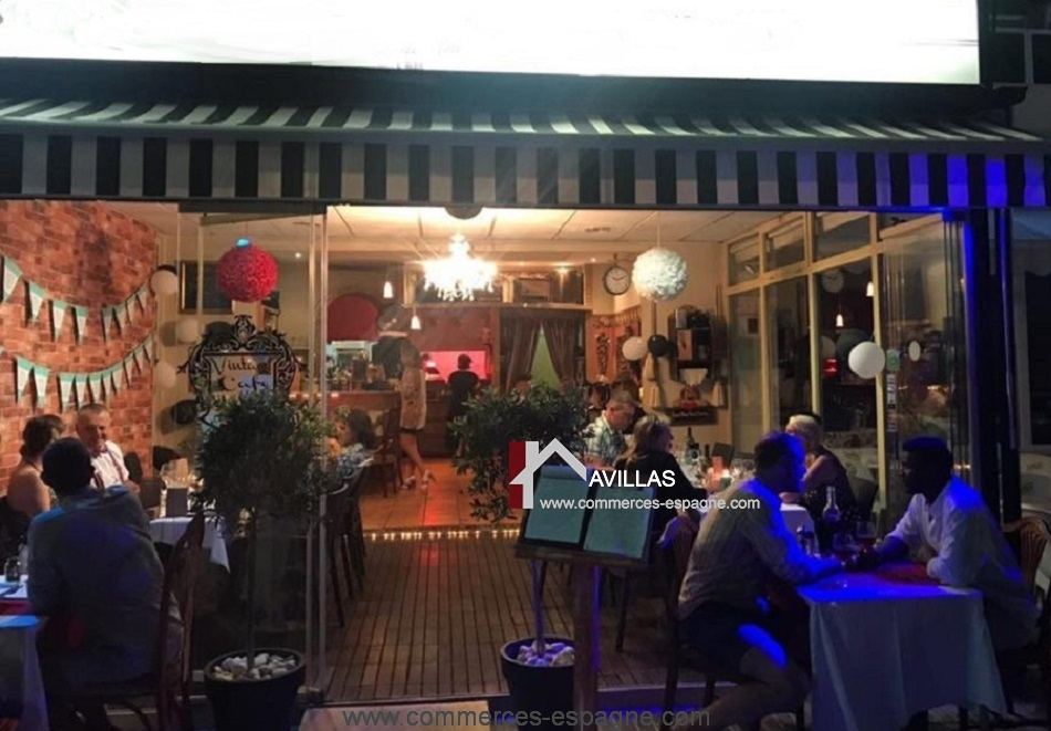 Albir, Bar Cafeteria, Costa Blanca