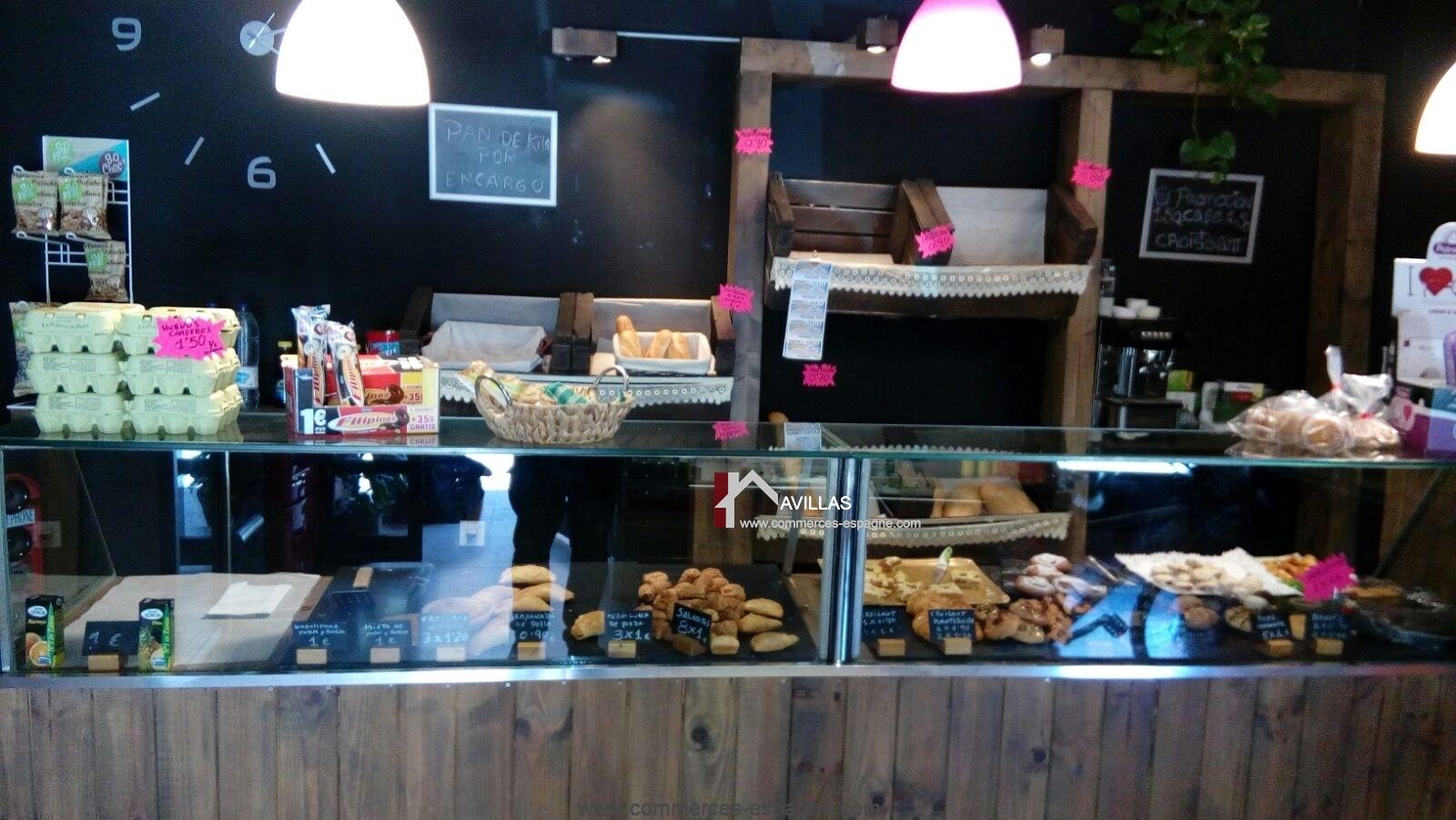 Alicante, dépôt de pains, Costa Blanca