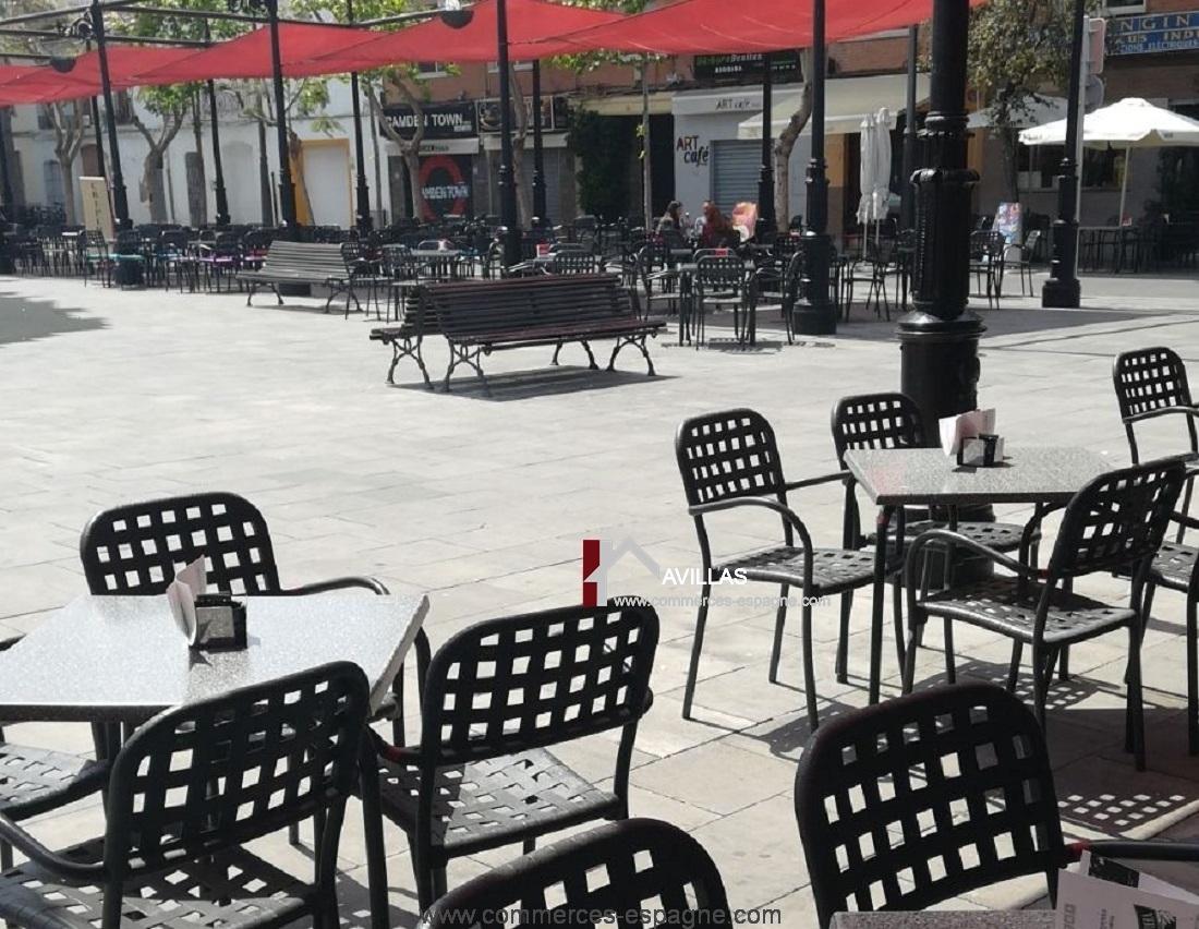 Gandia, Bar Cafeteria.