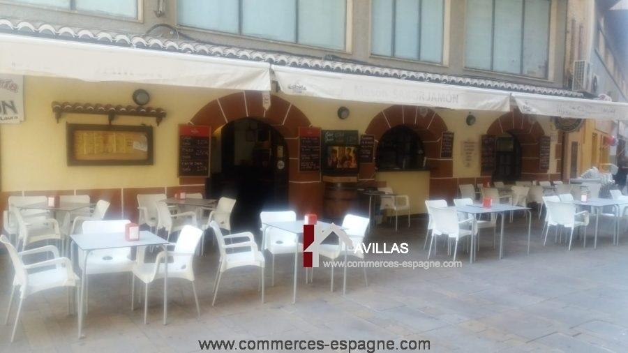 Calpe, Bar Restaurant à louer, Costa Blanca.