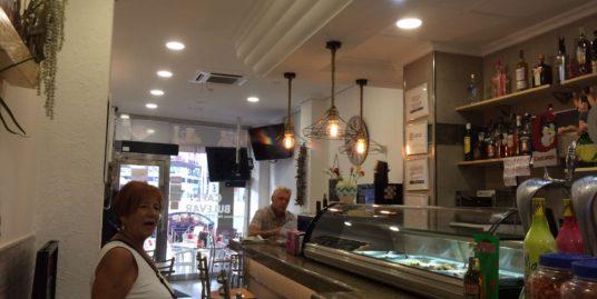 Bar Cafeteria, Benidorm, Costa Blanca