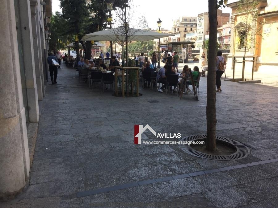 Gerone, Bar Cafeteria, Costa Brava