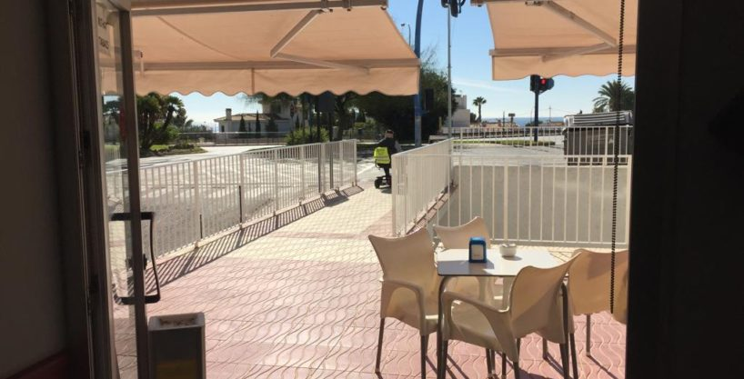 Alicante, Bar Cafeteria, Costa Blanca